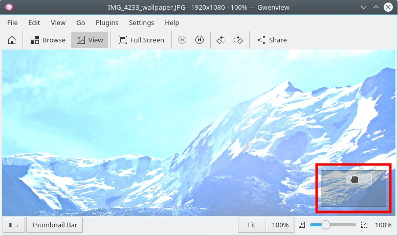 Discovering the Gwenview photo viewer – FOSS adventures