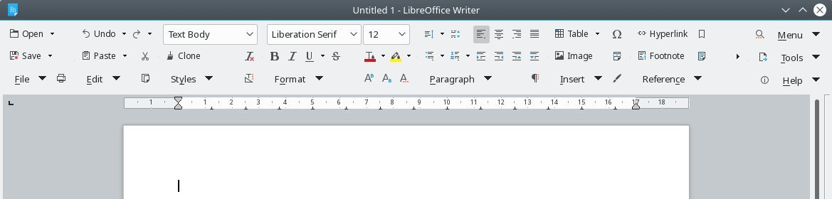 Checking out the notebookbar and other improvements in