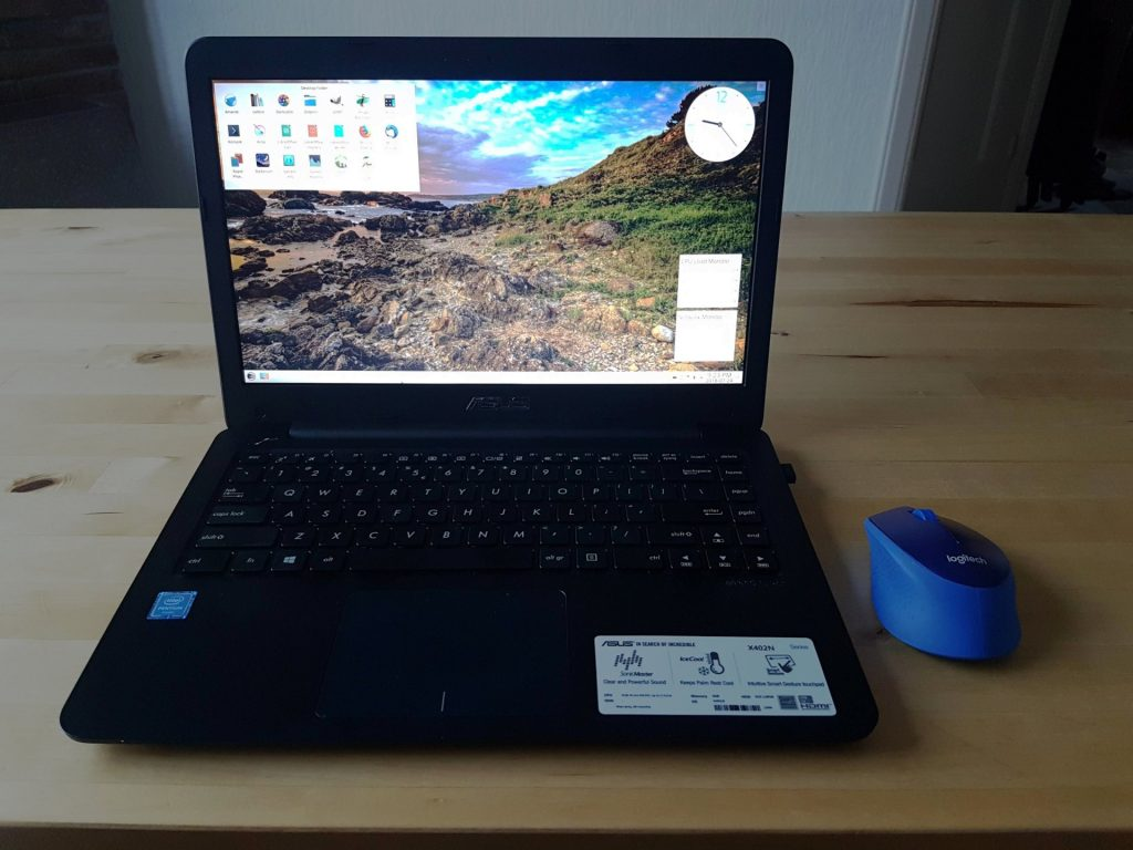 Hardware Review Foss Adventures Frame Keybord Laptop Asus X 455 Casing Specifications And Benchmarks